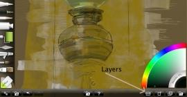 Artrage Layers