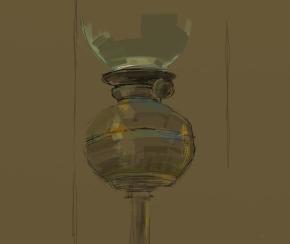 Oil Lamp 2012