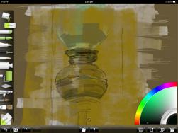Artrage canvas